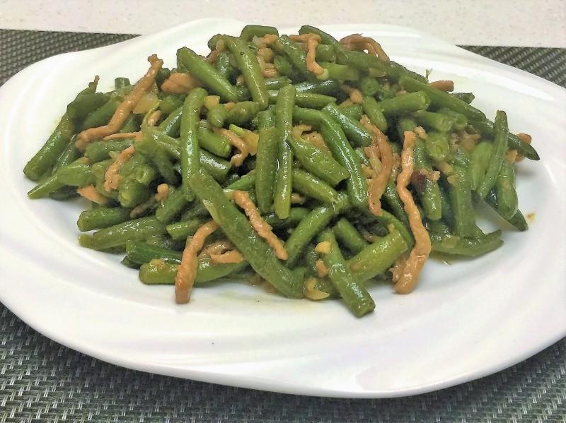 Горячие овощные блюда