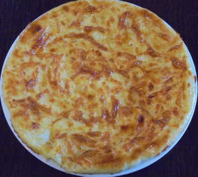 Пицца и Хачипури