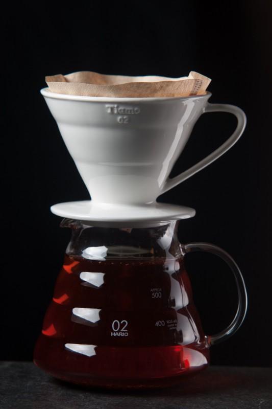 Кофе в Pour Over