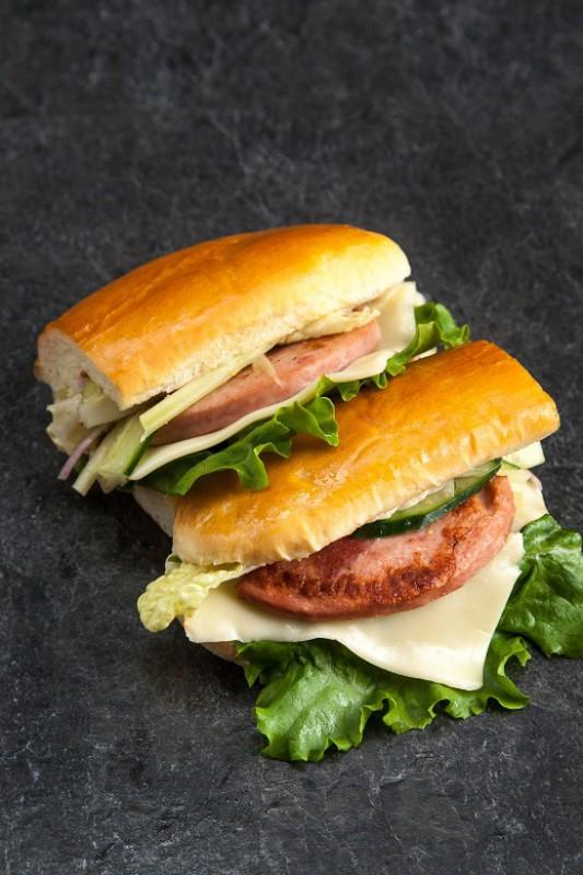 Горячие сэндвичи
