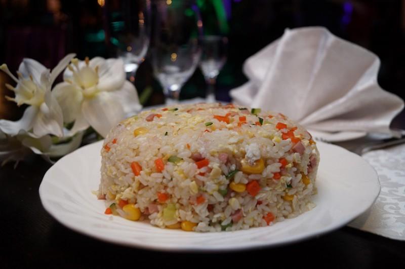 Рис по-янчжоуски