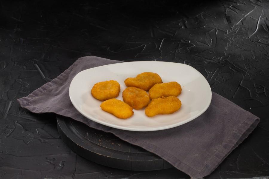 Сырные нагетсы