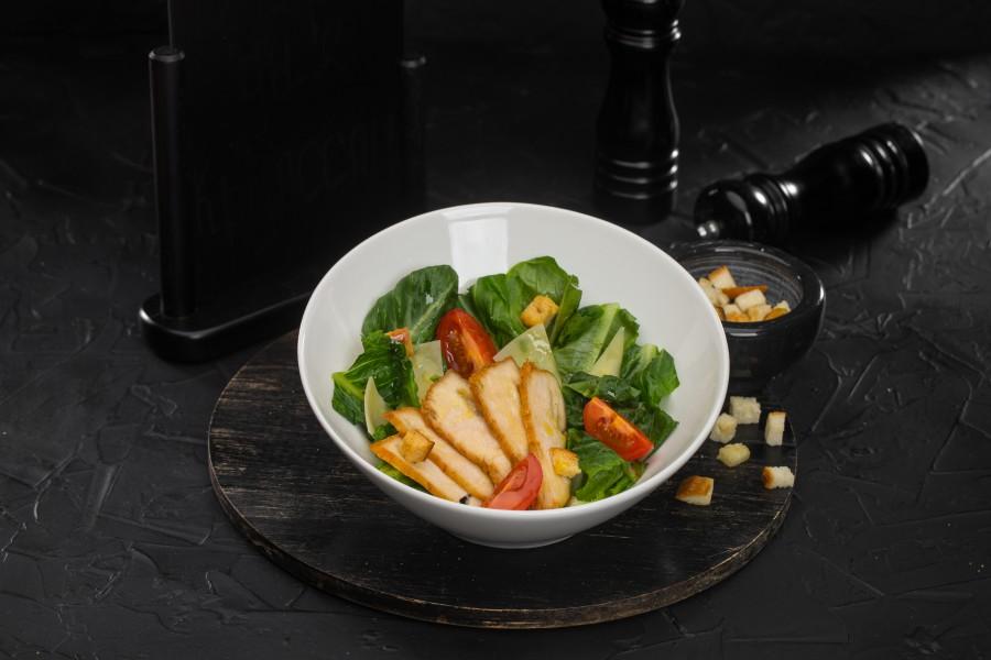 Цезарь   салат