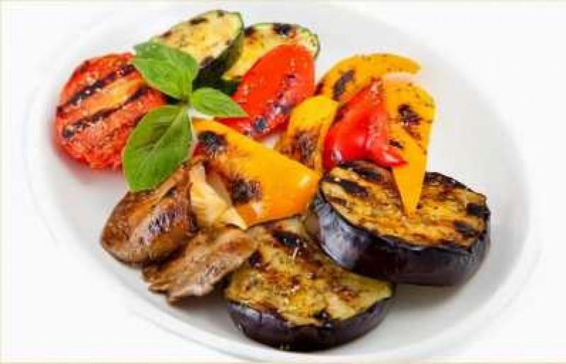 Овощи на мангале (250 г)