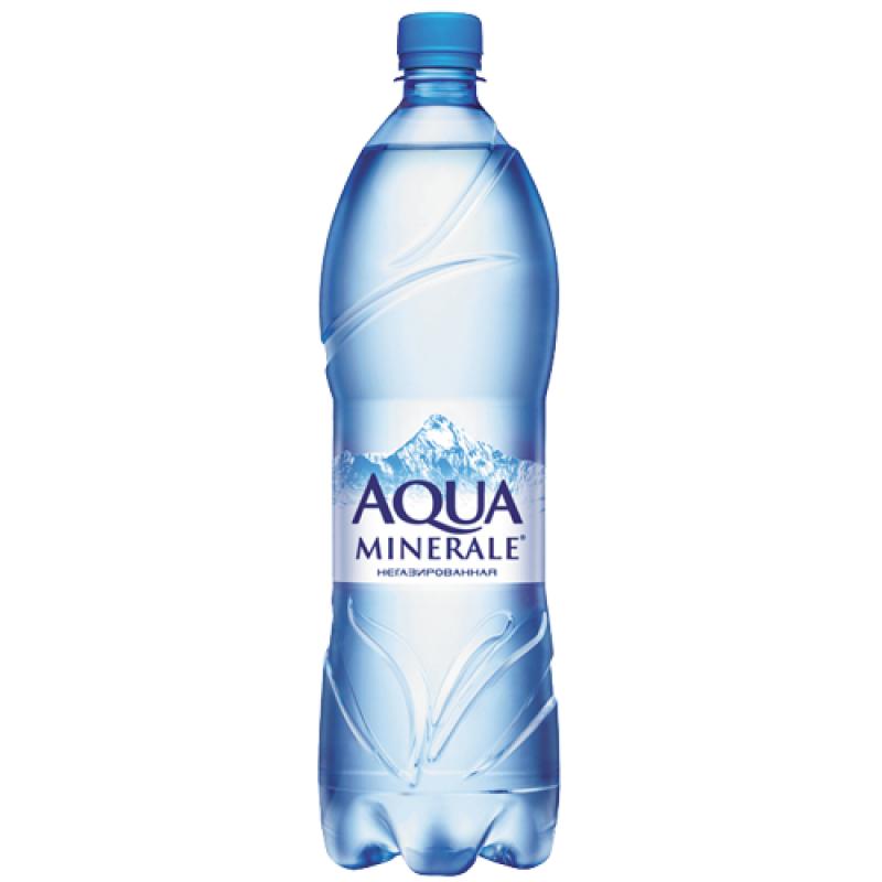 Aqua Minerale газированная