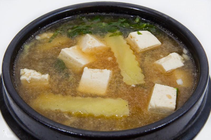 Соевый с тофу