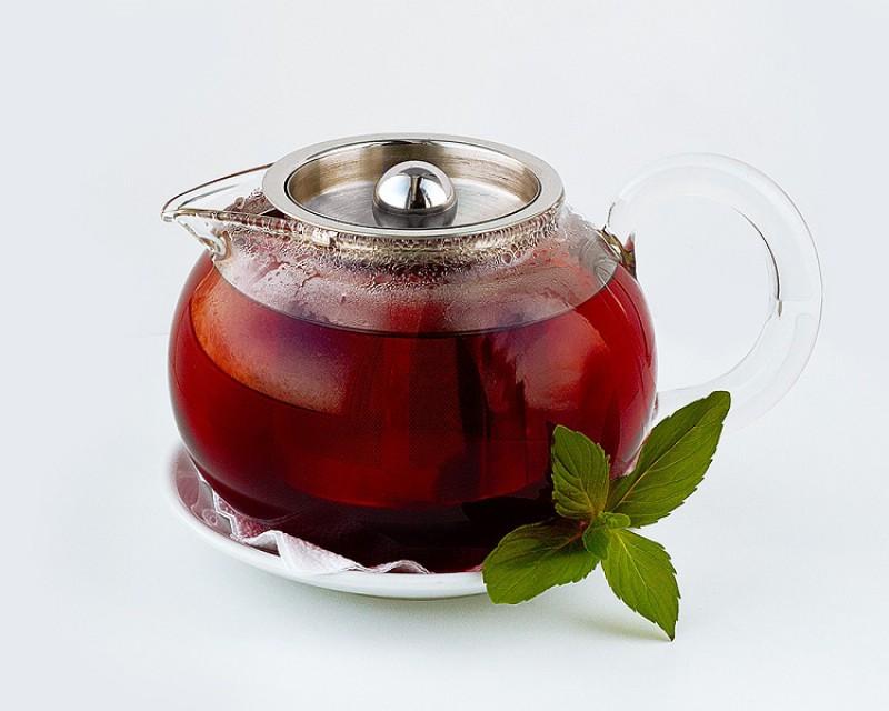 Вишневый пунш (фруктовый чай)