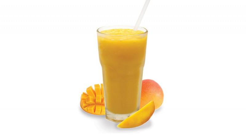 Манго-персик