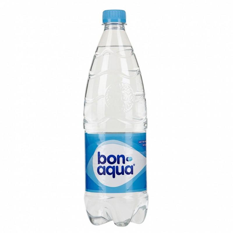 BonAqua негазированная