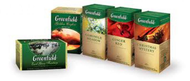 Greenfield в ассортименте
