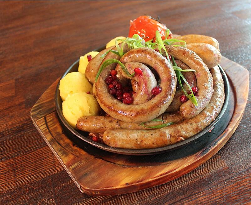 Баварские колбасы