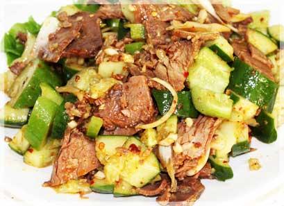 Говядина по-китайски